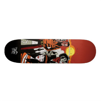 Little Mocassin Skate Deck