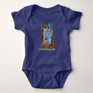 Little Monarch Baby Bodysuit
