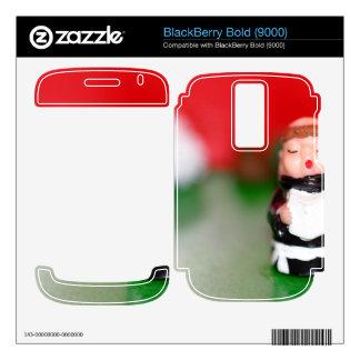 Little Monk BlackBerry Bold Skins