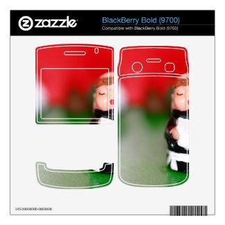 Little Monk Skins For BlackBerry