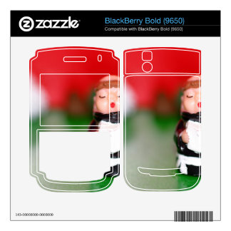 Little Monk Decal For BlackBerry Bold