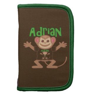 Little Monkey Adrian Planners