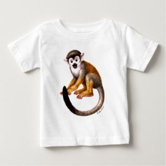 Little Monkey Baby T-Shirt