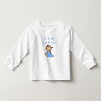Little Monkey Blue T-shirts y regalos de tía