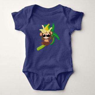 Little Monkey Bodysuit 114