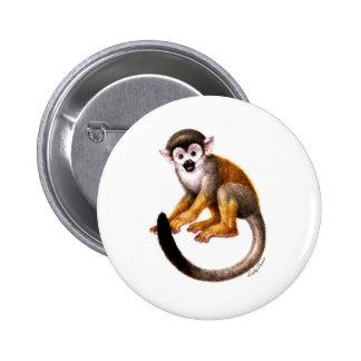 Little Monkey Button