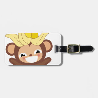 Little Monkey  Collection 101 Bag Tag