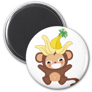 Little Monkey  Collection 101 Magnet