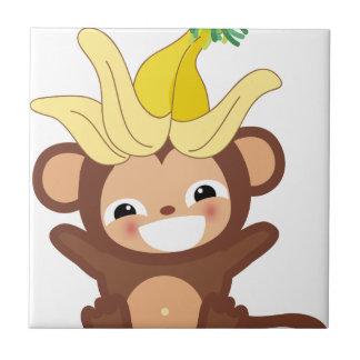 Little Monkey  Collection 101 Tile