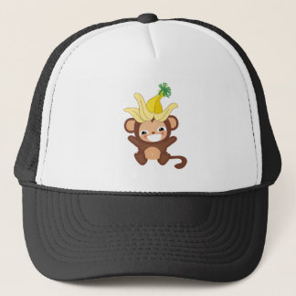 Little Monkey  Collection 101 Trucker Hat