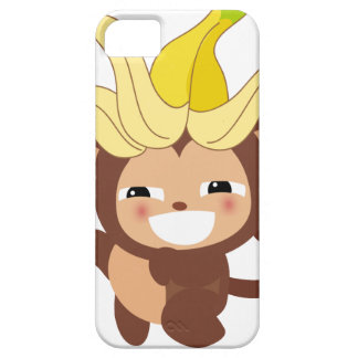Little Monkey Collection 103 iPhone SE/5/5s Case