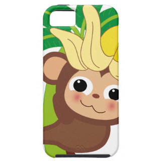 Little Monkey Collection 105 iPhone SE/5/5s Case