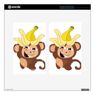 Little Monkey Collection 110 Skins For Kindle Fire