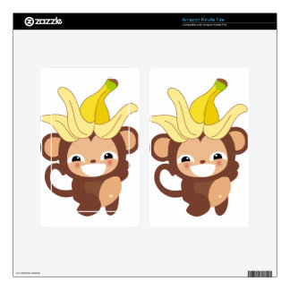 Little Monkey Collection 111 Kindle Fire Skins