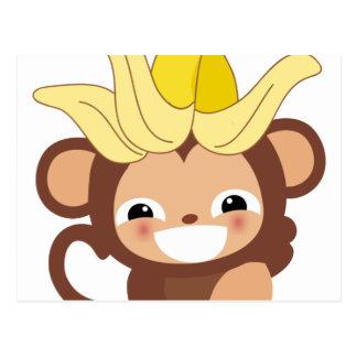 Little Monkey Collection 111 Postcard