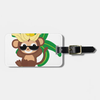 Little Monkey Collection 114 Luggage Tag