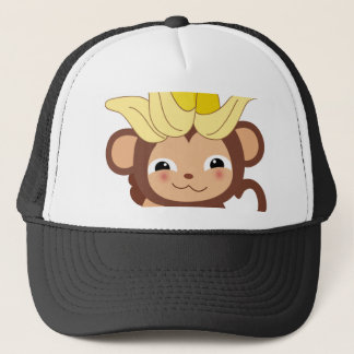 Little Monkey Collection 115 Trucker Hat