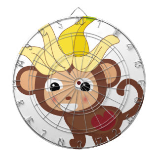 Little Monkey Collection 116 Dart Board