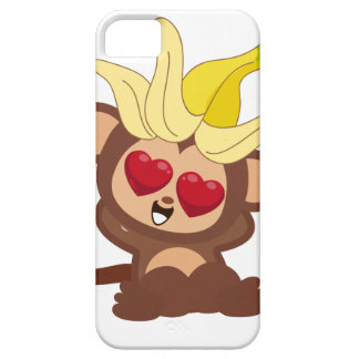 Little Monkey Collection 117 iPhone SE/5/5s Case