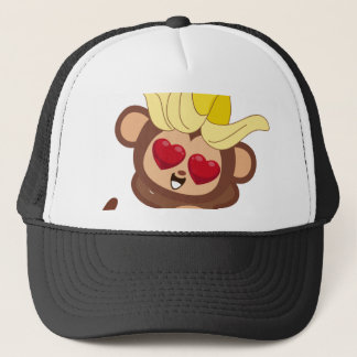 Little Monkey Collection 117 Trucker Hat