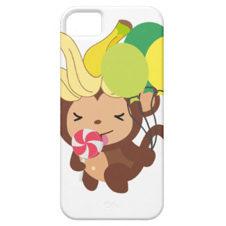 Little Monkey Collection 118 iPhone SE/5/5s Case