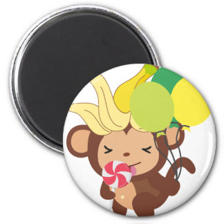 Little Monkey Collection 118 Magnet