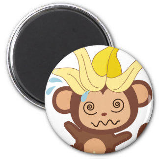 Little Monkey Collection 122 Magnet