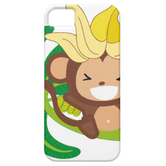 Little Monkey Collection 126 iPhone SE/5/5s Case