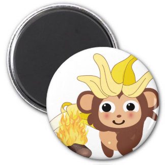 Little Monkey Collection 128 Magnet