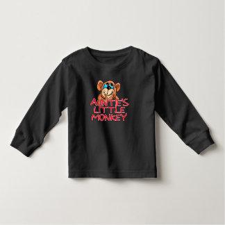 Little Monkey de tía Tee Shirts