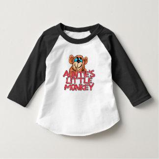 Little Monkey de tía T-shirt