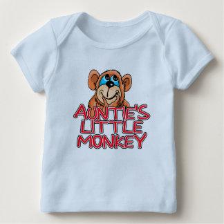 Little Monkey de tía Camisetas