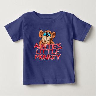 Little Monkey de tía T Shirts