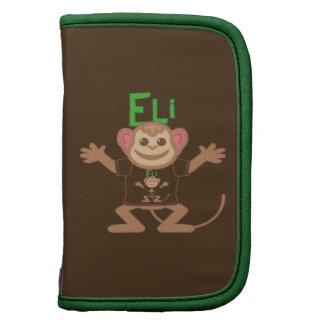 Little Monkey Eli Planners