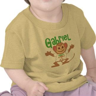 Little Monkey Gabriel Tees