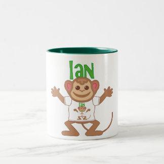 Little Monkey Ian Coffee Mug