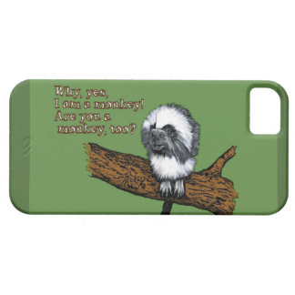 Little Monkey iPhone SE/5/5s Case