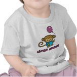 Little Monkey Tee Shirt