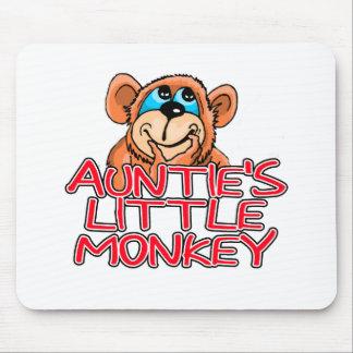 Little Monkey Tshirts y regalos de tía Tapetes De Raton