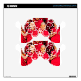 Little Monks in Red Robes PS3 Controller Skins