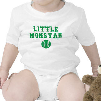 Little Monstah Tee Shirts