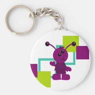 Little Monster Alien Creatures Key Chains