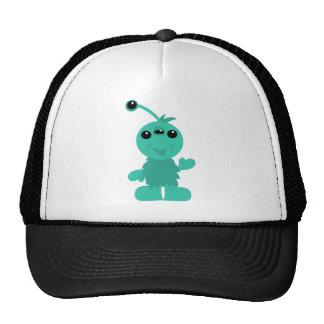 Little Monster Alien Creatures Trucker Hat