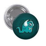 Little Monster Button