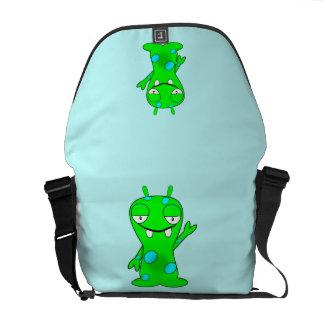 Little  Monster Courier Bag