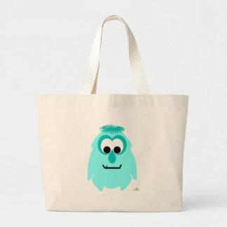 Little Monster Crystal Lake Jumbo Tote Bag