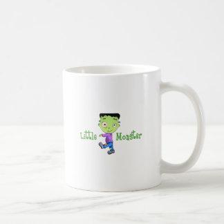 LITTLE MONSTER FULL FRONT COFFEE MUGS