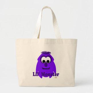Little Monster Georgy Lil' Monster Canvas Bag