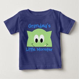 Little Monster Green Baby T-Shirt