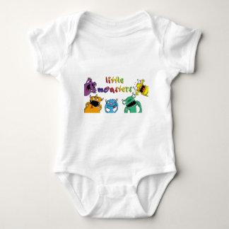 Little monster grimaces roofridge day RK school Baby Bodysuit